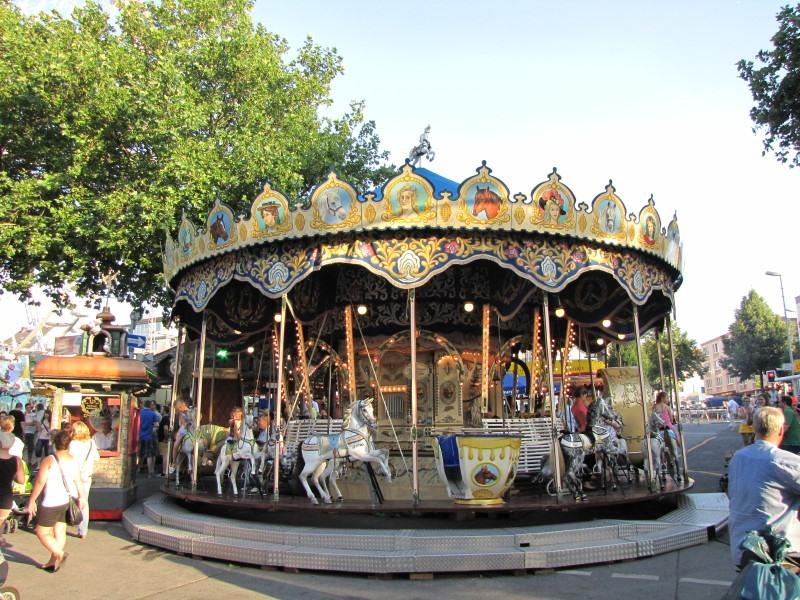 Paderborner Pferdekarussell